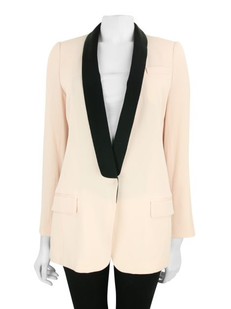 Blazer Marc by Marc Jacobs Tecido Bicolor
