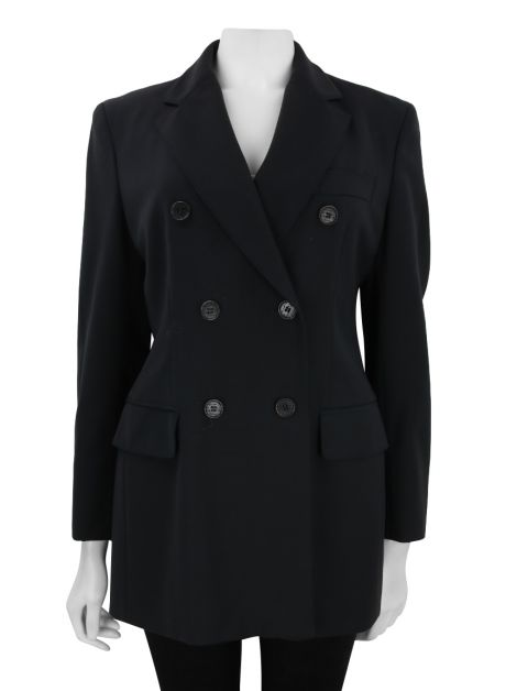 Blazer Moschino Cheap and Chic Lã Marinho