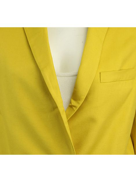 Blazer Stella McCartney Viscose Amarelo