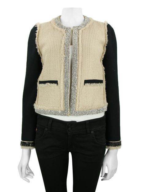 Blazer Tory Burch Tweed Strass