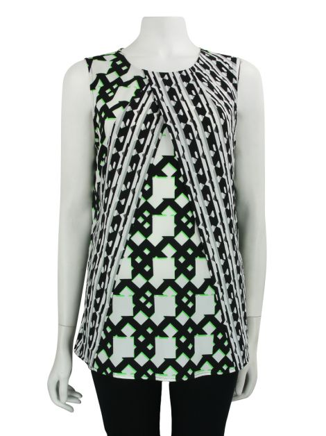 Blusa Peter Pilotto Regata Estampada
