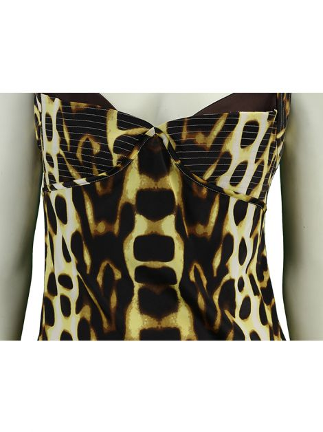 Blusa Just Cavalli Estampada
