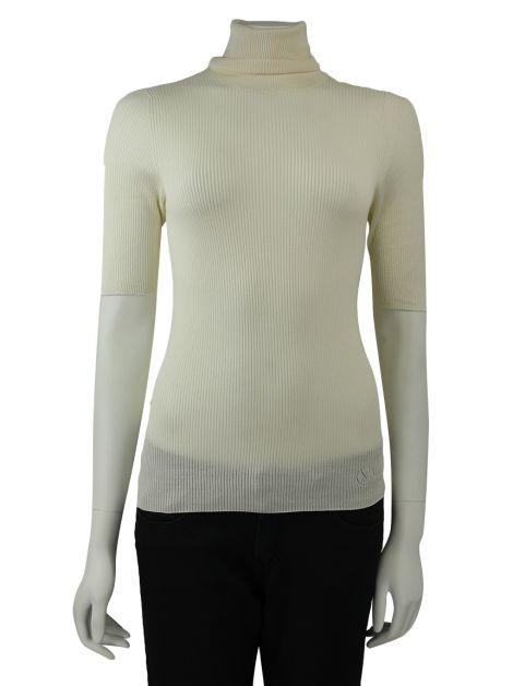 Blusa Louis Vuitton Creme Cacharrel