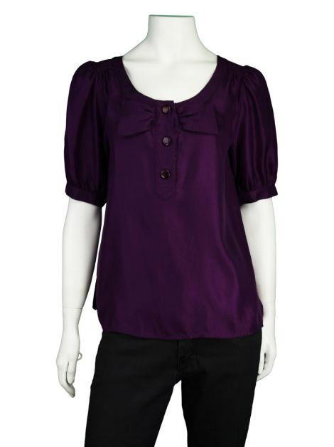 Blusa Marc by Marc Jacobs Roxa