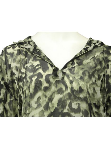 Blusa Michael Kors Animal Print