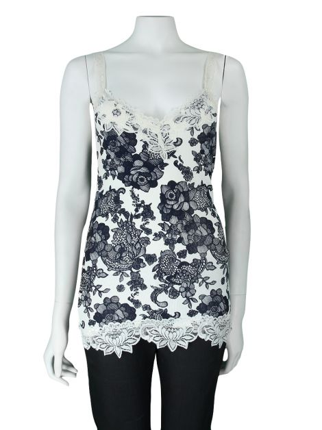 Blusa Mixed Renda Floral