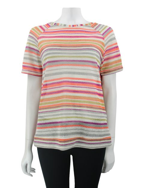 Blusa Mixed Tricô Multicolor