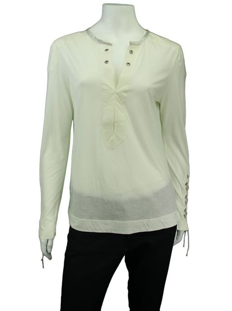 Blusa Prada Off-White