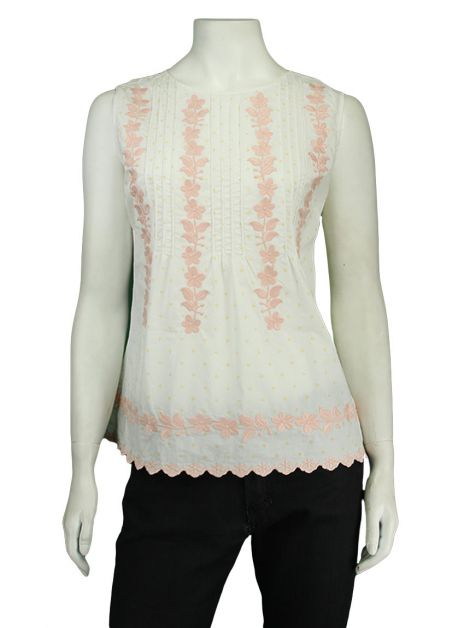 Blusa Red Valentino Bordada