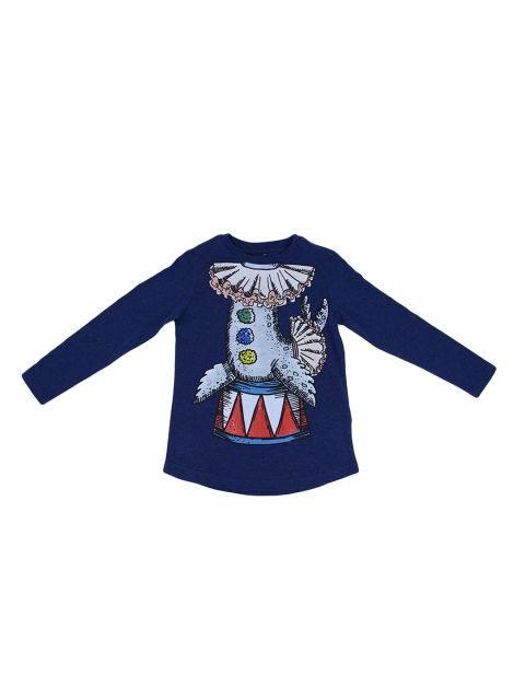 Blusa Stella McCartney Estampa Infantil