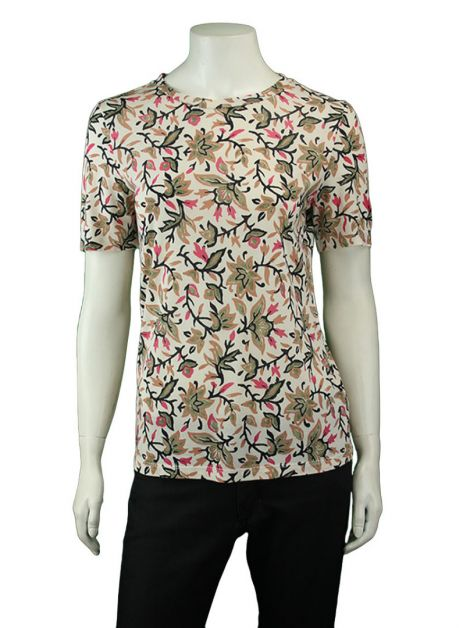 Blusa Tory Burch Prima Cotton Estampada
