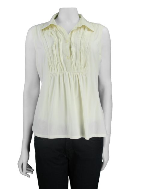 Blusa Weekend Max Mara Creme
