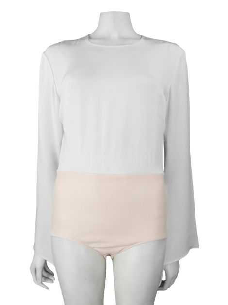 Body Adriana Degreas Seda Off-White