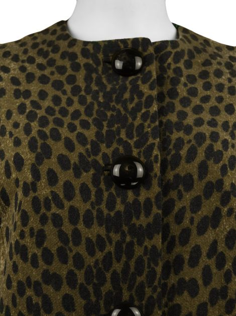 Bolero Michael Kors Lã Animal Print