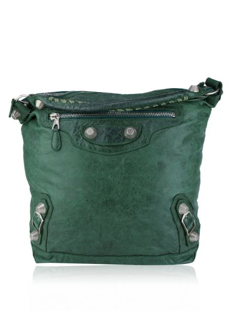 Bolsa Balenciaga Giant Covered Day Bag Verde