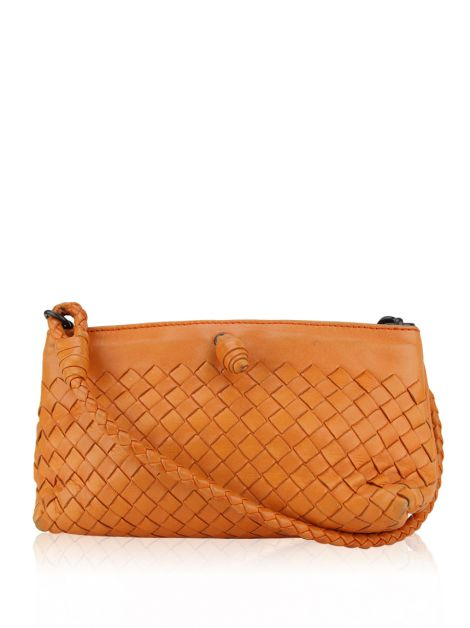 Bolsa Bottega Veneta Intrecciato Small Shoulder