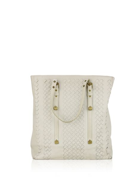 Bolsa Bottega Veneta Shopper Branca