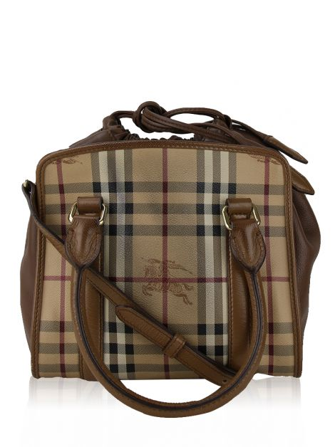 Bolsa Burberry Canvas Nova Check