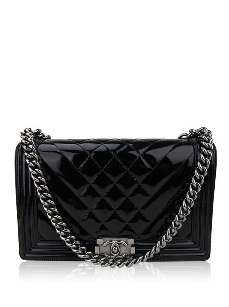 Bolsa Chanel Boy New Medium Preta