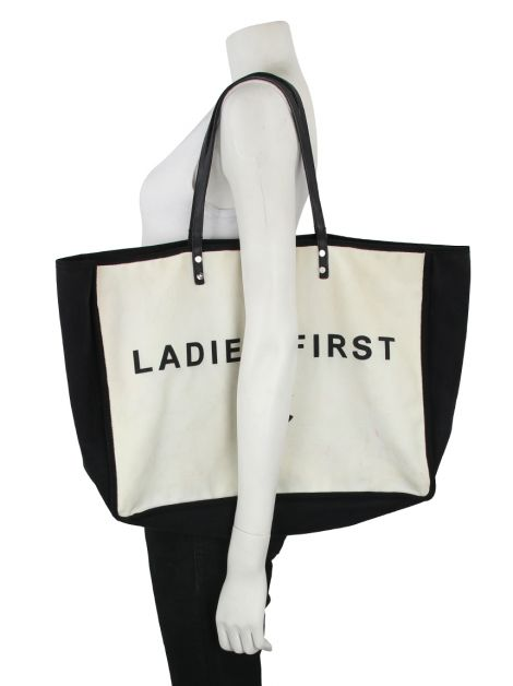 Bolsa Chanel Ladies First Shopper Tote