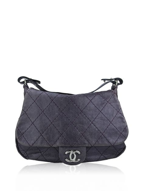 Bolsa Chanel On The Road Roxa
