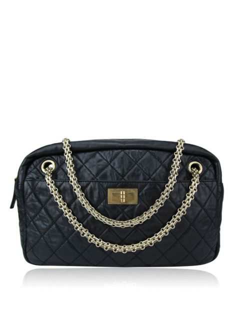 Bolsa Chanel Reissue Camera Preto