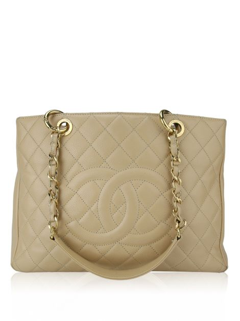 Bolsa Chanel Shopper Matelassê