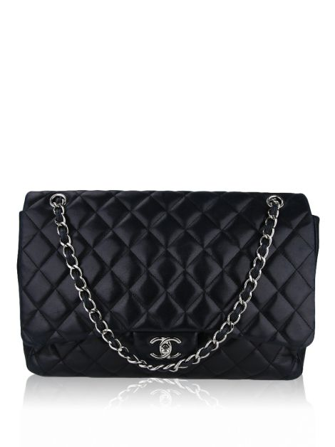 Bolsa Chanel Single Flap Preta