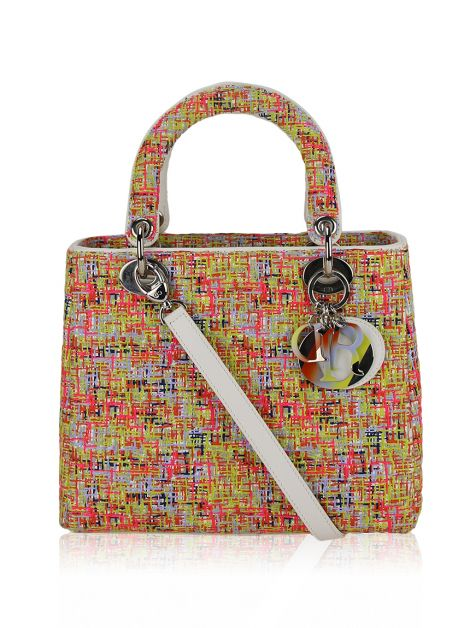 Bolsa Christian Dior Lady Dior Stitches