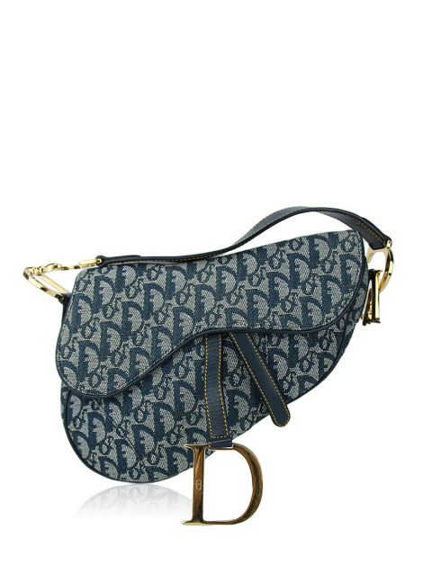 Bolsa Christian Dior Saddle Monograma