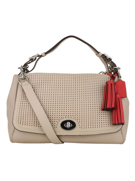 Bolsa Coach Legacy Perforated Romy