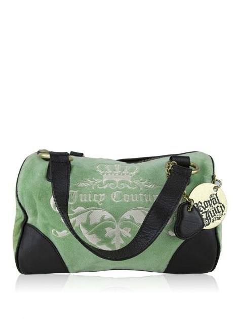 Bolsa de Veludo Juicy Couture