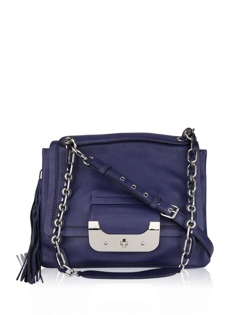 Bolsa Diane Von Furstenberg New Harper Connect Bag Roxa