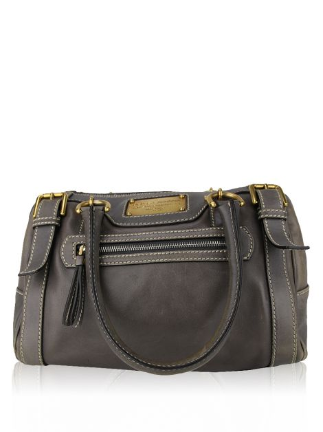 Bolsa Dolce & Gabbana Miss Easy Way Boston Cinza