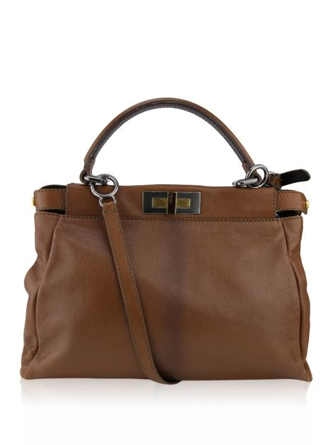 Bolsa Fendi Peekaboo Alabama Kid
