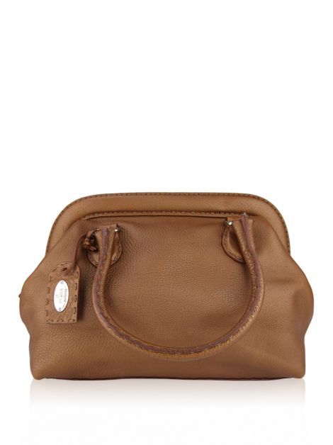 Bolsa Fendi Selleria Doctor Bronze