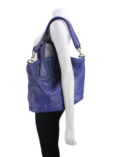 Bolsa Givenchy Nightingale Azul