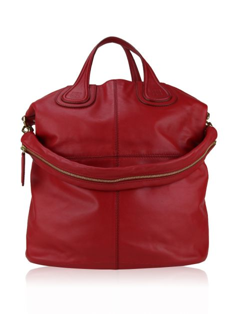 Bolsa Givenchy Nightingale Shopper Vermelha