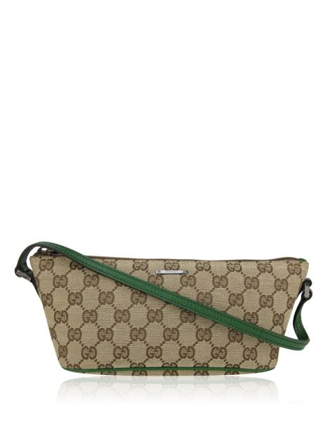Bolsa Gucci Boat Bag canvas