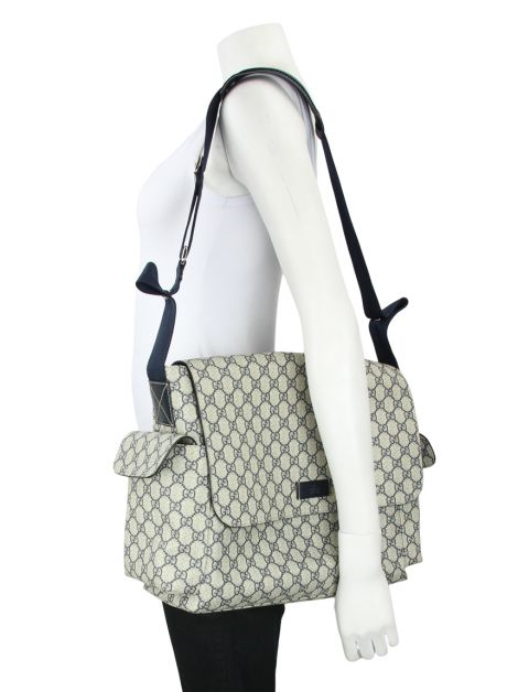 Bolsa Gucci GG Plus Diaper Bag