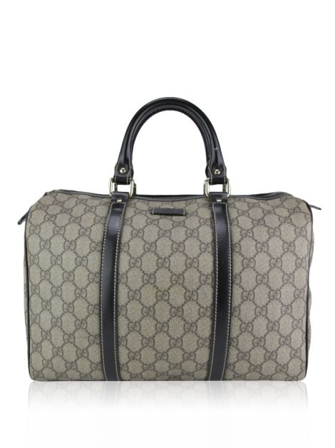 Bolsa Gucci Joy Boston Canvas Guccissima