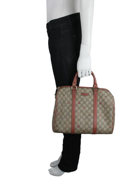 Bolsa Gucci Joy Boston Stars Canvas