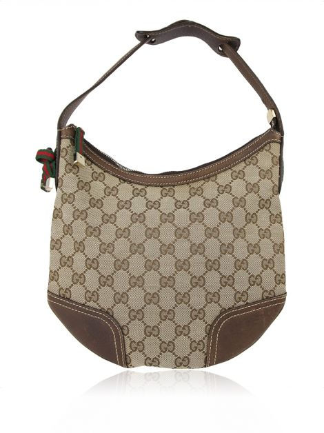 Bolsa Gucci Small Princy Jacquard GG Canvas