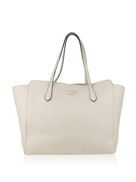 Bolsa Gucci Swing Tote Off White