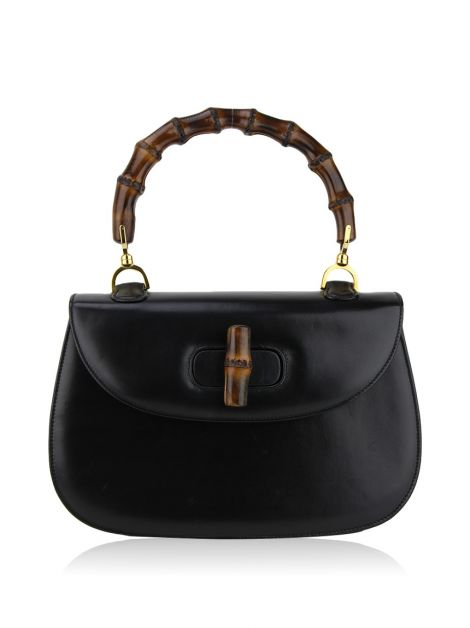Bolsa Gucci Vintage Bamboo Top Handle