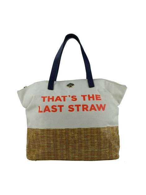 Bolsa Kate Spade That's The Last Straw
