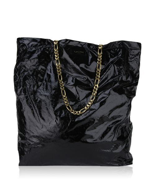 Bolsa Lanvin Leather Paper