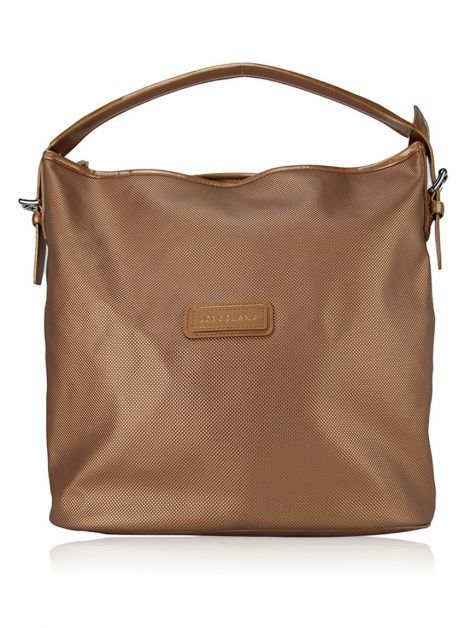 Bolsa LongChamp Derby Hobo Bronze