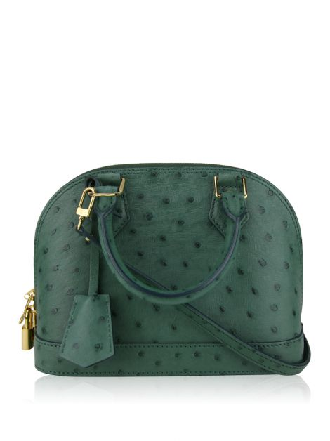 Bolsa Louis Vuitton Alma BB Menthe