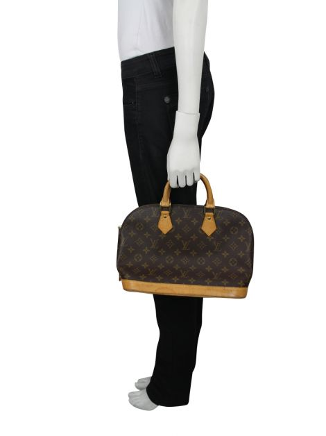 Bolsa Louis Vuitton Alma MM Canvas